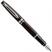 Перьевая ручка WATERMAN Expert Deep Brown CT FP 10 040