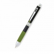 Шариковая ручка мульти Franklin Covey HINSDALE Black Lacquer/Green BP+BP+BP+PCL Fn0090-1