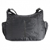 Сумка  Tucano Compatto XL Sling Bag Packable BPCOSL черный