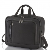 Брифкейс на колесах Travelite CROSSLITE/Black TL089506-01 черный