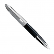 Перьевая ручка WATERMAN Edson Diamond Black 11 003