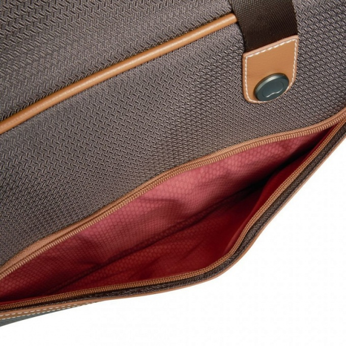 80b3511c393e Дорожная сумка Delsey CHATELET AIR SOFT 1774410 коричневый
