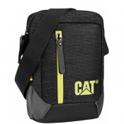 Сумка CAT The Project  Sport Edition	83371-340 черный/лайм