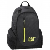 Рюкзак CAT The Project  Sport Edition 83372-340 черный/лайм