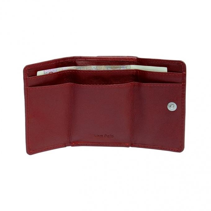 0cd3d47ccd2e Кошелек женский Tony Perotti Cortina 5056 rosso красный ― CASE.UA